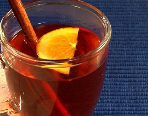 Hot Cranberry Apple Juice
