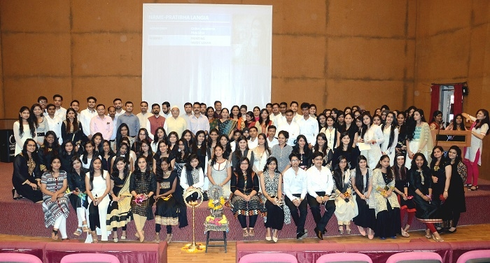 PEOPLE'S DENTAL ACADEMY WELCOMES THE FIRST YEAR, BATCH 2017-2018