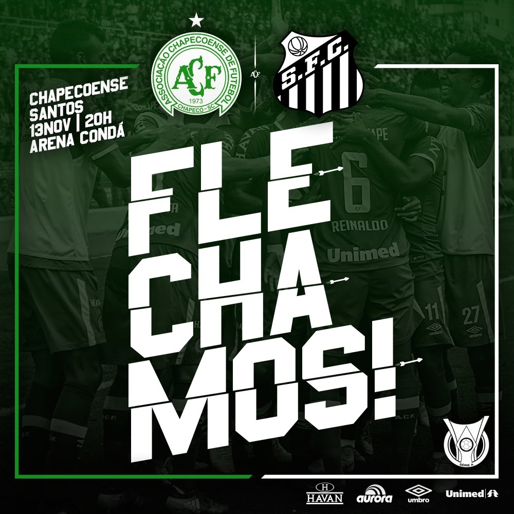 Chapecoense end Santos  title hopes in Brazil Serie A