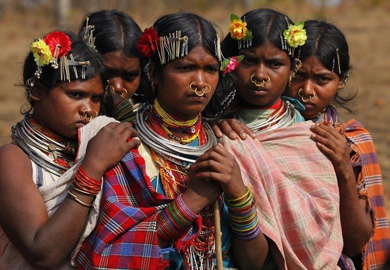 Tribal Exploitation In India