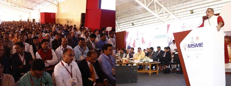 Forty Percent Grant to M.S.M.E. Industries on Investment: CM Chouhan