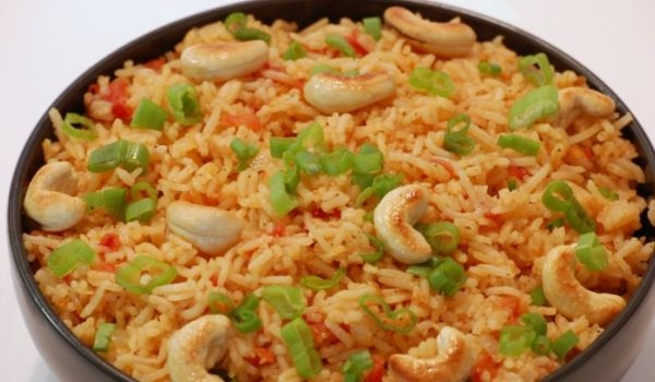 Turkish Rice With Tomatoes