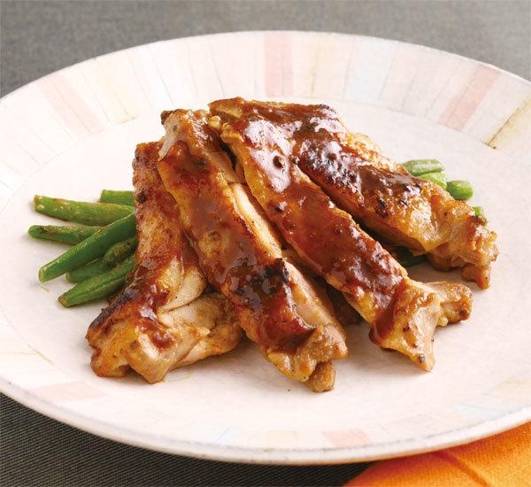 Miso Chicken Teriyaki