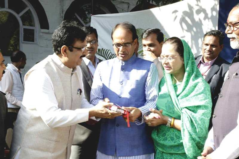 CM Chouhan Completes 12 years as Chief Minister of State