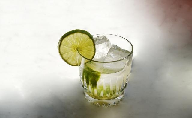 Shochu Caipirinha Lime