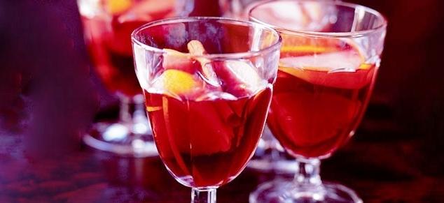 Orange Spiced Wine