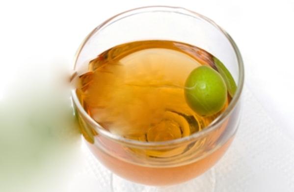 Fruit Plum Liqueur Cocktails