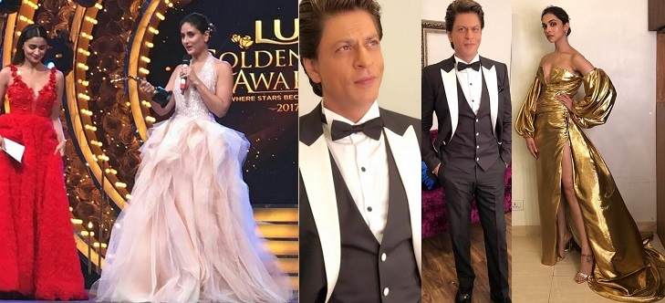 Lux Golden Rose Awards 2017 -  Here's who graced the event and who impressed the fashion police!