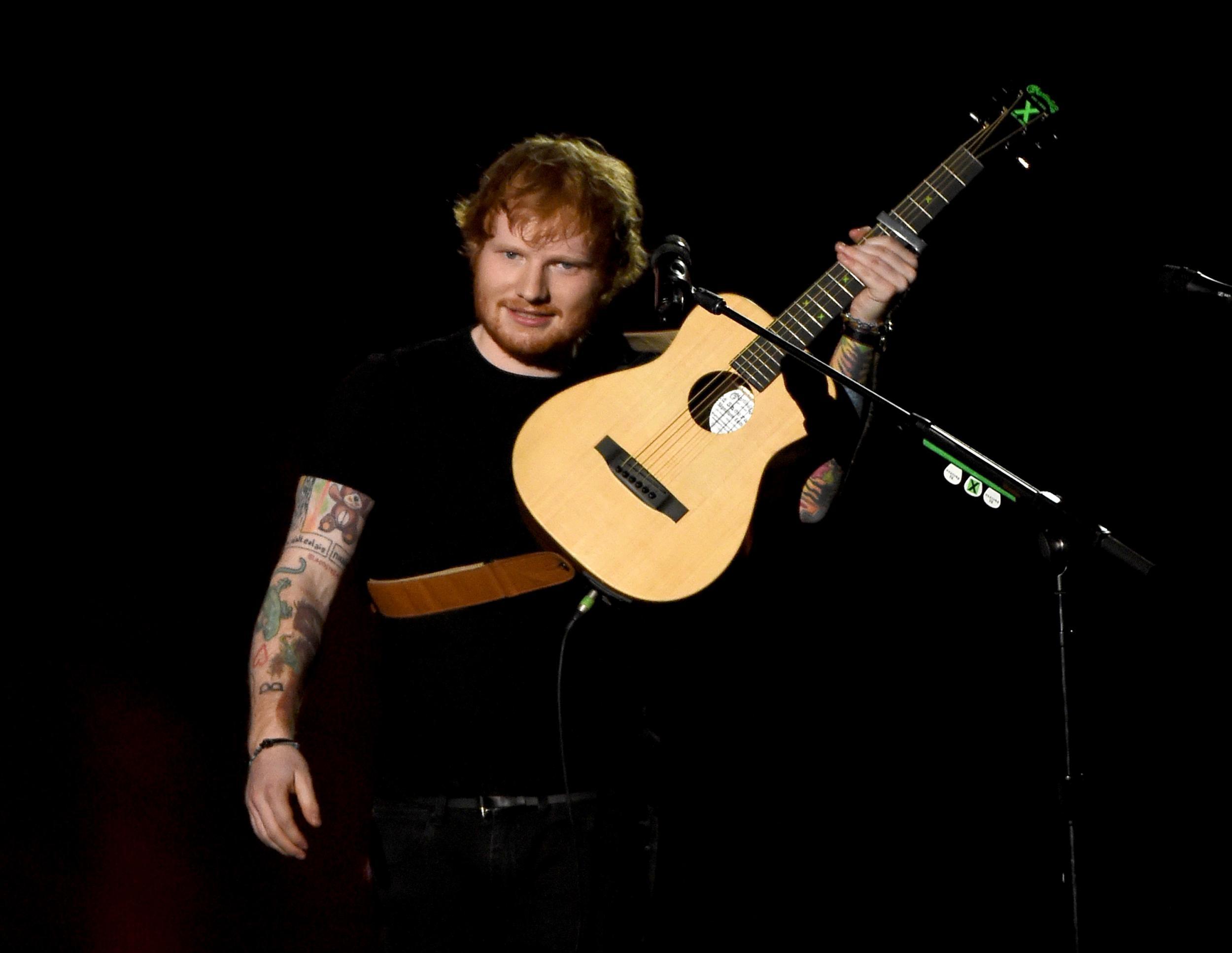 Quitting Twitter helps Ed Sheeran feel healthy