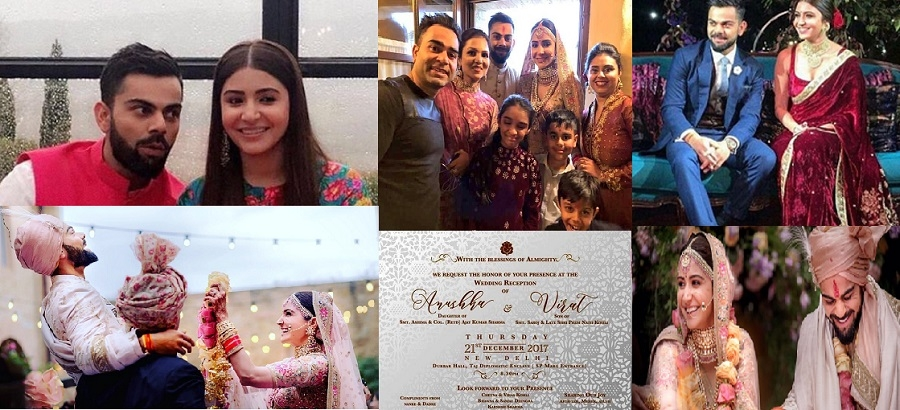 Post Anushka Sharma and Virat Kohli's Wedding Vow Here's More that Nation Wants to Know Now!