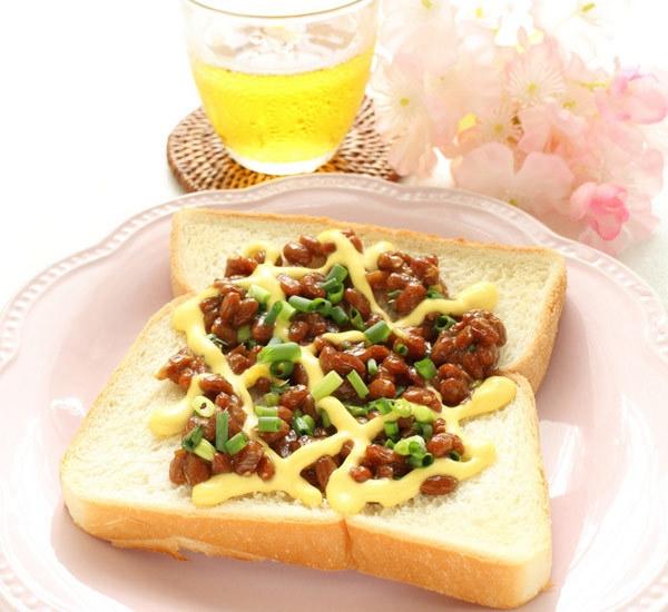 Natto Toast