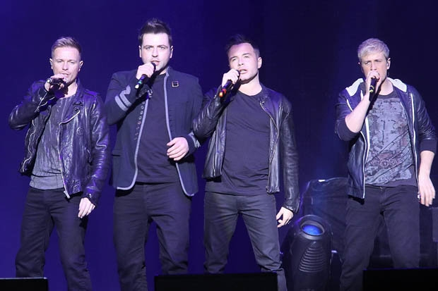 No plans for band to reform: Westlife singer
