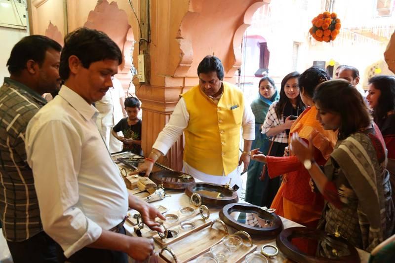 MoS Patwa inaugurates 6-day carnival at Gauhar Mahal