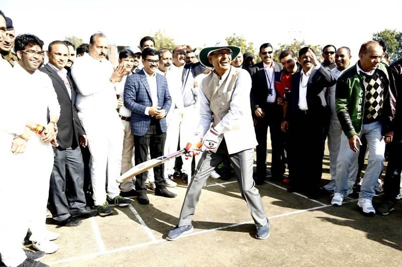 Sportsmanship Spirit is O.K. in Politics but Politics in Sports is not Good: CM Chouhan