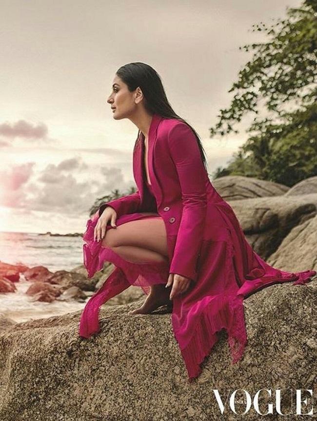 Kareena Kapoor for Vogue India January Edition