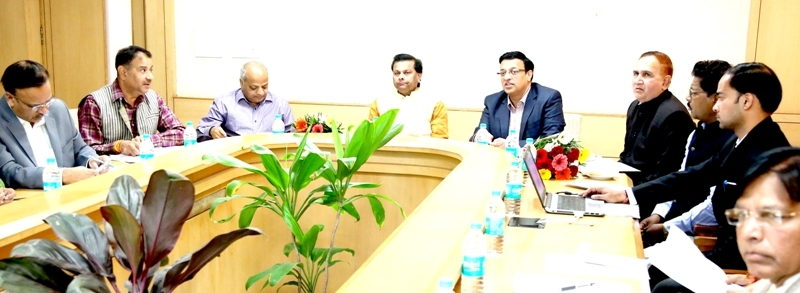 Efforts for national level recognition of higher education institutes should be made