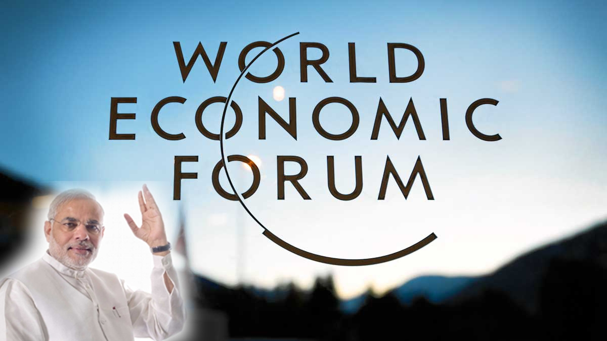 "World Economic Forum Meet ""Davos 2018"": Integration of world economy"