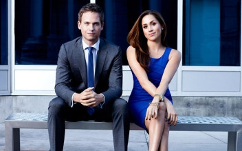 Meghan and Patrick from Suits Series