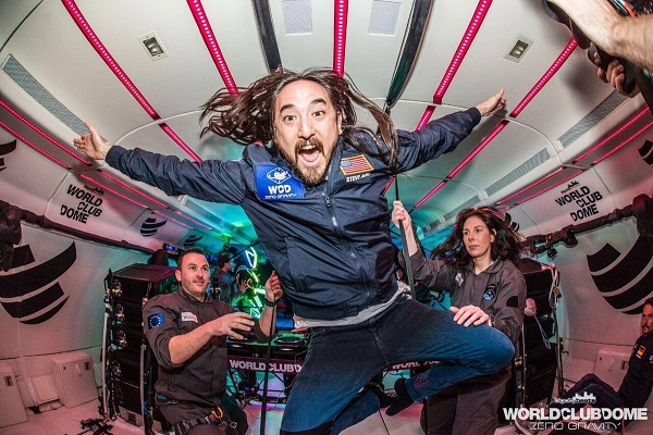Zero Gravity Rave a New Trend which will Redefine Fun of Dancing!!
