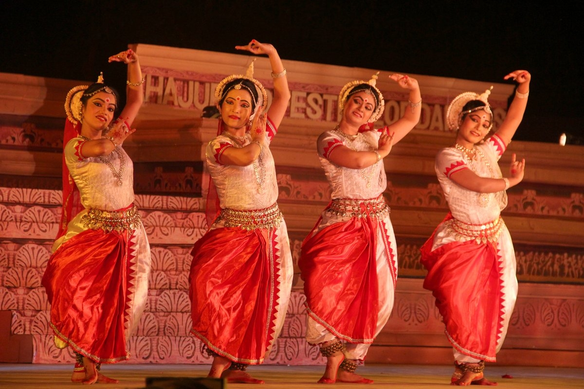 "The spectacular showcase of Thousand Years of Cultural heritage, ""Khajuraho Dance Festival"", Kicks Off Today!"