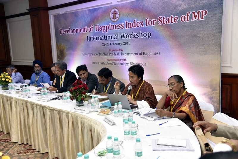 Outcome of Happiness Index workshop to give direction