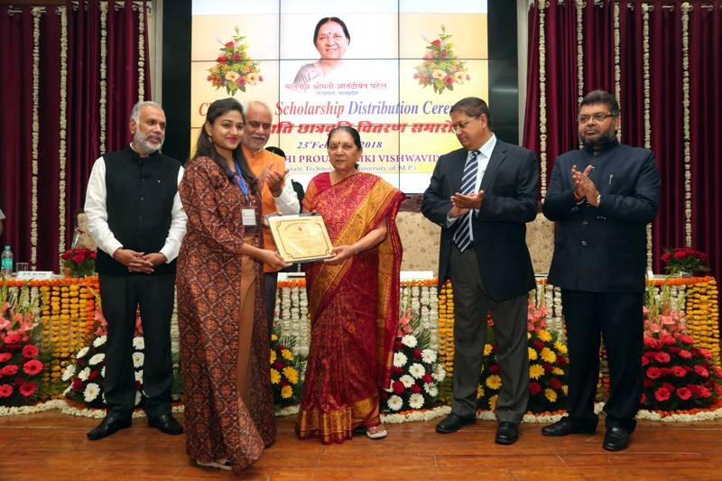 Use of Science and Technology since primeval times: Governor Smt. Patel