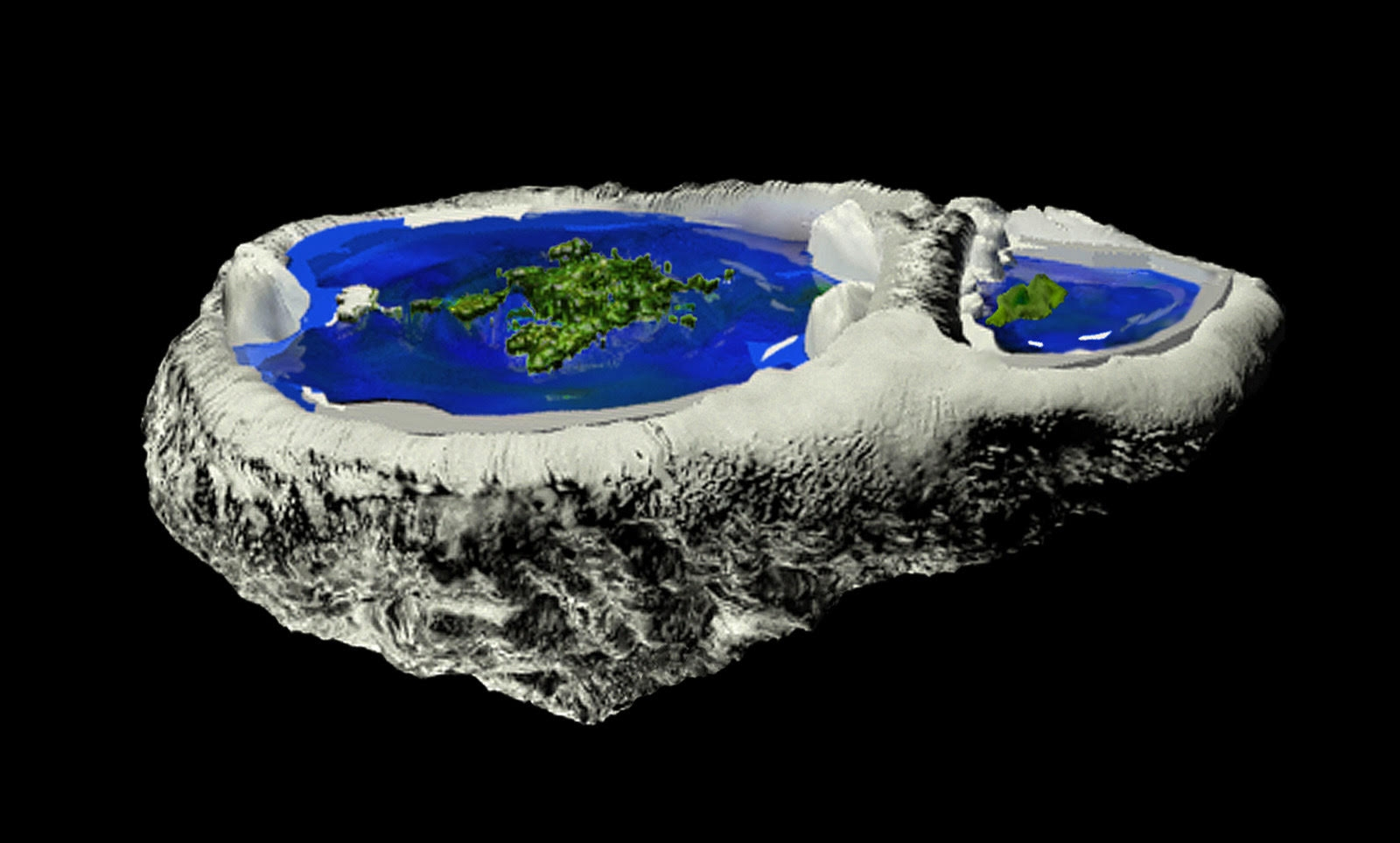 Scientists at Dakila Pesquisas release documentary proving that the Earth is not round