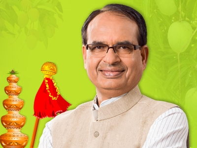CM Chouhan Extends Chaitra Navratara and Gudi Padwa greetings