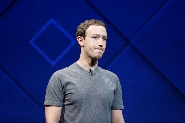 Zuckerberg admits mistake over Facebook data breach