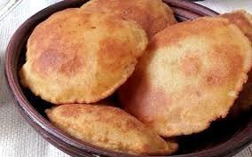 Singhare Ki Puri - Regular/low Calorie - Navratri Special