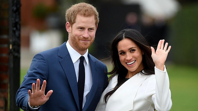 Prince Harry and Meghan's Majestic Royal wedding card out, Kensington Palace shared invitation