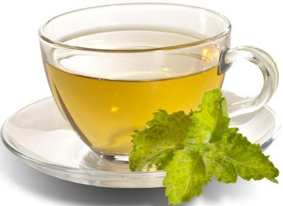 Tulsi Lemon Tea