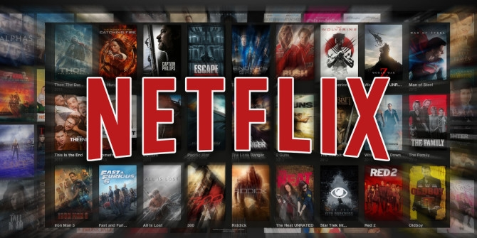 Netflix ready to move onto the big screen