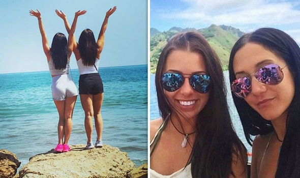 Women drug peddlers who had documented a lavish cruise trip to Australia on Instagram jailed