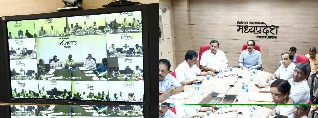 Action to be taken against elements who hinder procurement – CM Chouhan