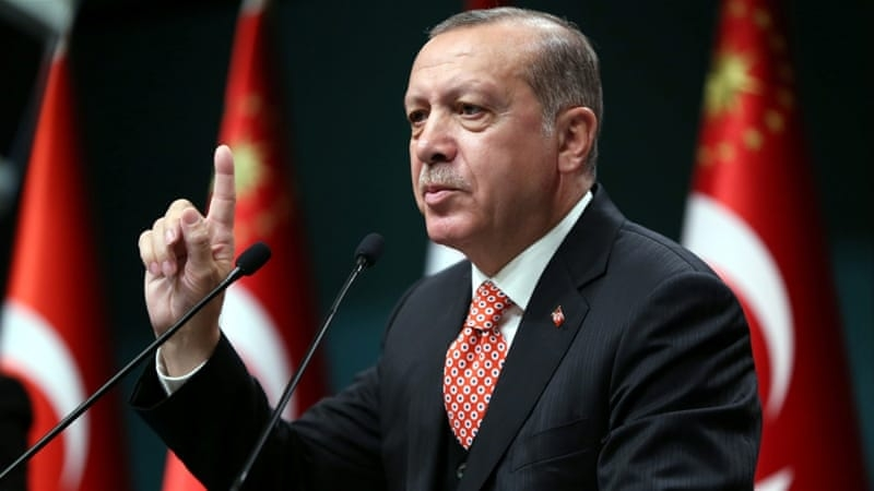 May extend state of emergency for 10th time: Erdogan