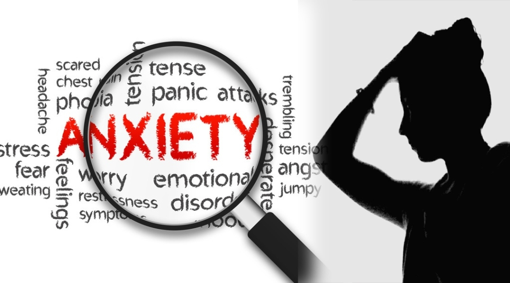 How to keep anxiety at bay?