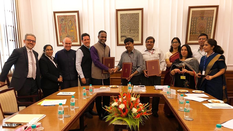 Innovate in India for Inclusiveness Project- India signs loan agreement with World Bank