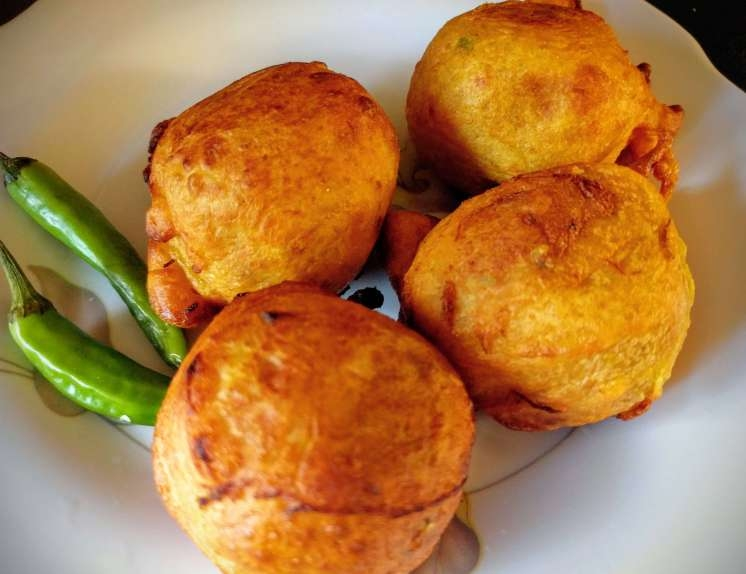 Batata Vada - Maharashtra Special