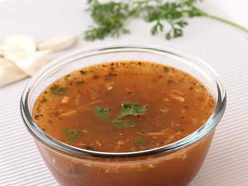 Pepper Rasam - Winter Special