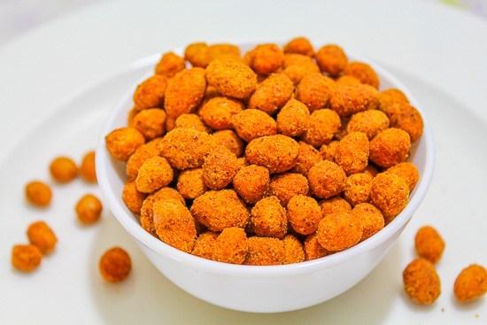 Spicy Masala Peanuts