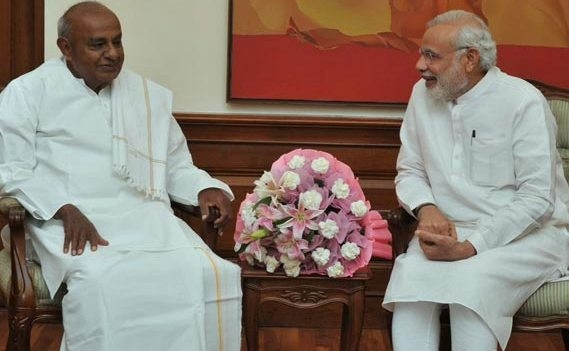 ​Can BJP and JDS come together?