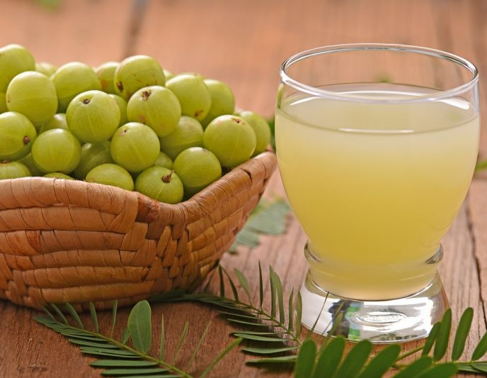 Sweet Lime and Amla Tails