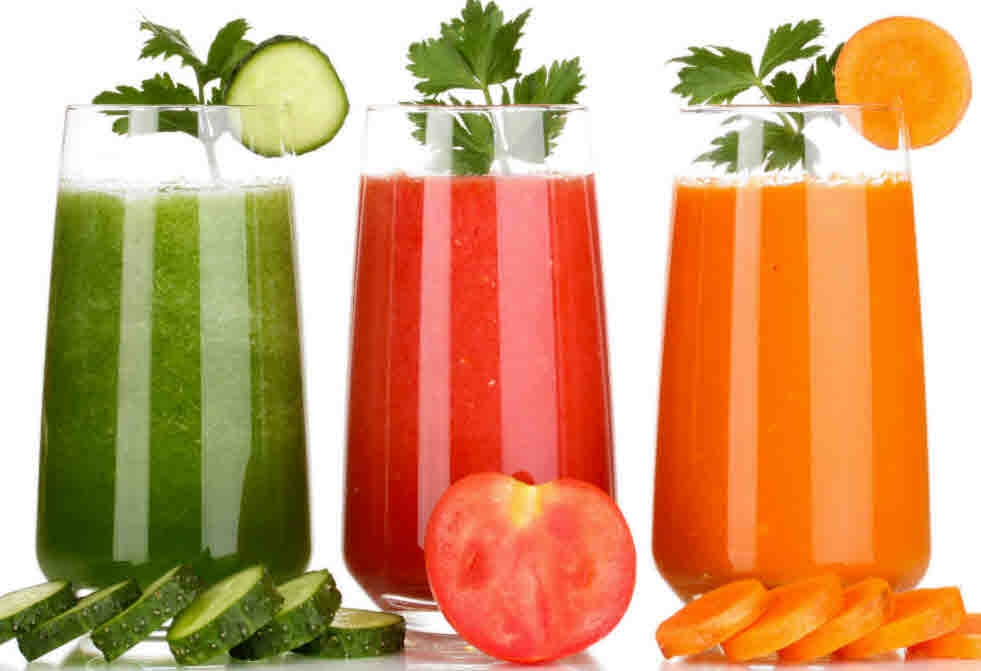 Healthy Veggie Juice