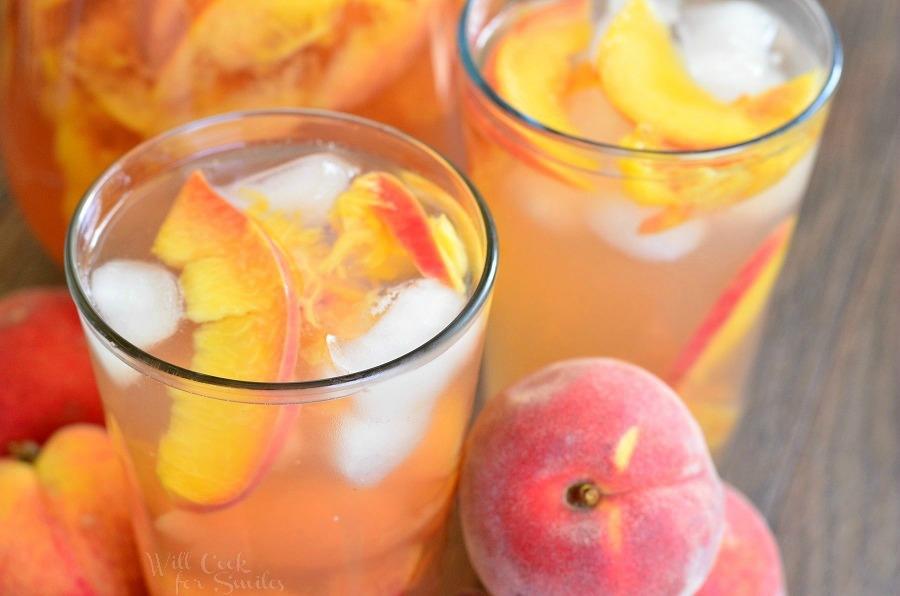 Peach & Honey Mix