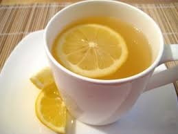 Hot Water and Lemon Infusion
