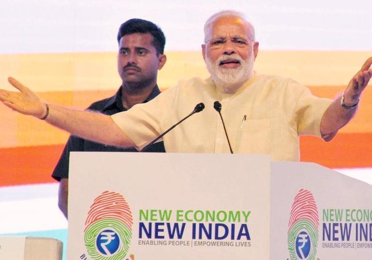 Good news for Nrendra Modi on economic front.