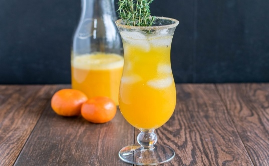 Thyme Mocktail