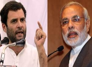 """LITMUS TEST"" for Narendra Modi and Rahul Gandhi!"