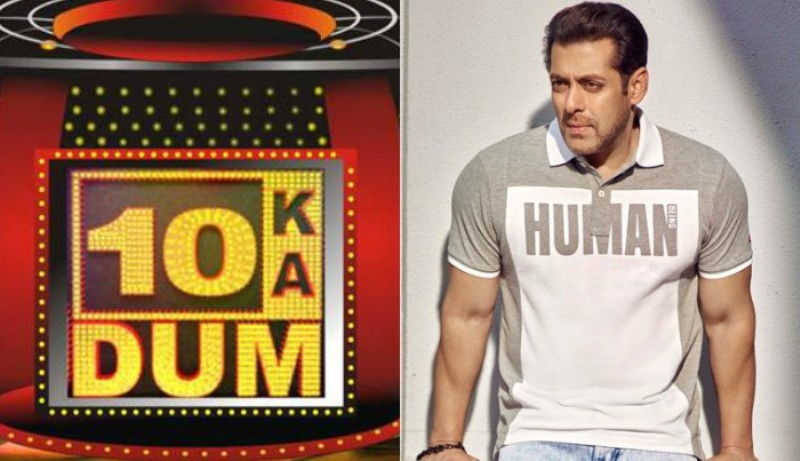 ​10 Ka Dum: 'Race 3' Starcast will arrive as guest in the first episode of new season.